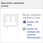 Comment animer une page facebook professionelle: invitations