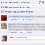 Comment animer une page facebook professionelle: interactions